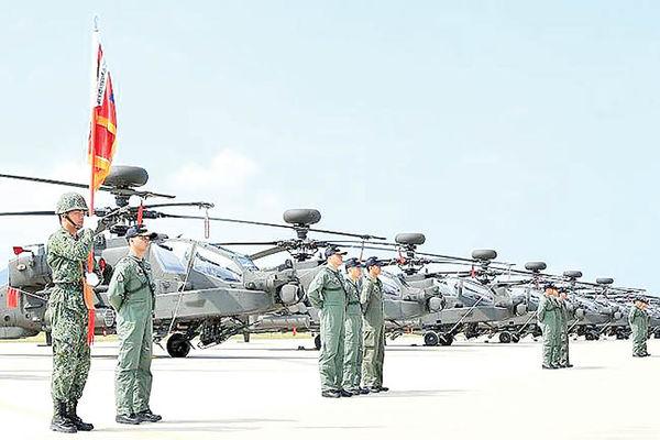 آمریکا به تایوان سلاح میفروشد