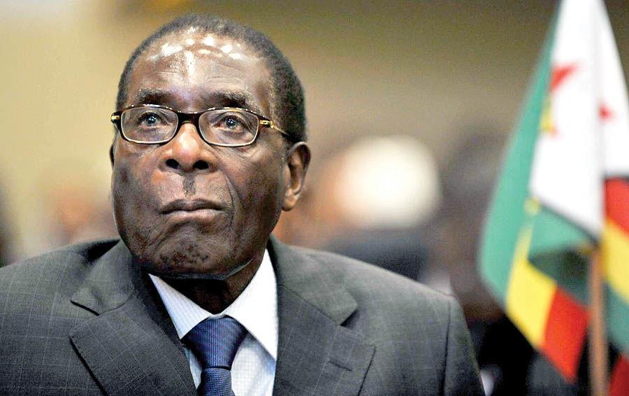 37 سال با موگابه