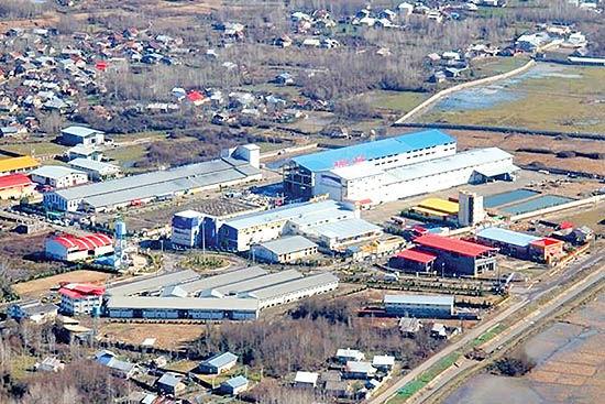 امتیازهای وزارت نیرو برای آب مصرفی شهرکهای صنعتی
