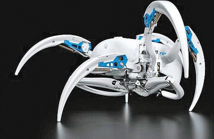 عنکبوت روباتیک