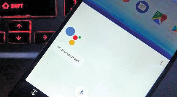 سیستم تشخیص چهره گوگل اسیستنت