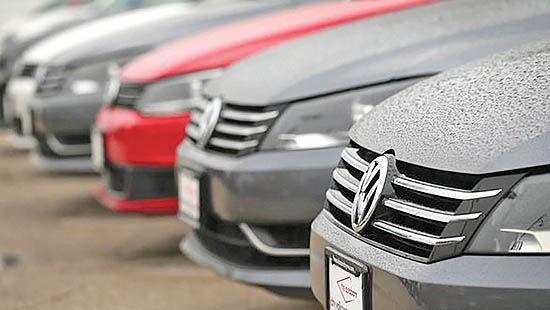 کاهش فروش خودروسازان در اروپا