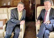نزار زکا آزاد شد و از ایران رفت