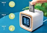 ساعت هوشمندی که با بوی خوش شما را بیدار میکند