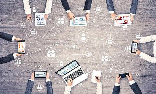 روشهایی برای ارتباط با تیمهای از راه دور