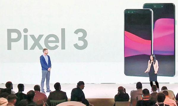 تازههای گوگل در رویداد پیکسل