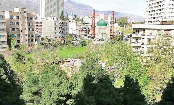 پروانه ویژه برای باغات تهران