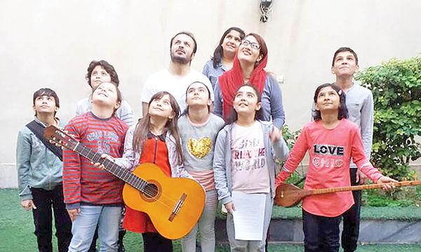 نمایش موزیکال «زیر گنبد طلا» با بازیگران کودک