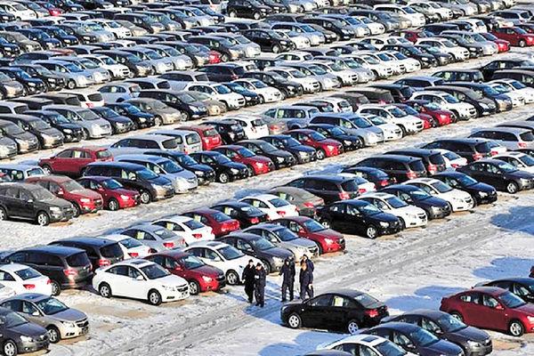 پیشبینی رکود در بازار خودروی چین