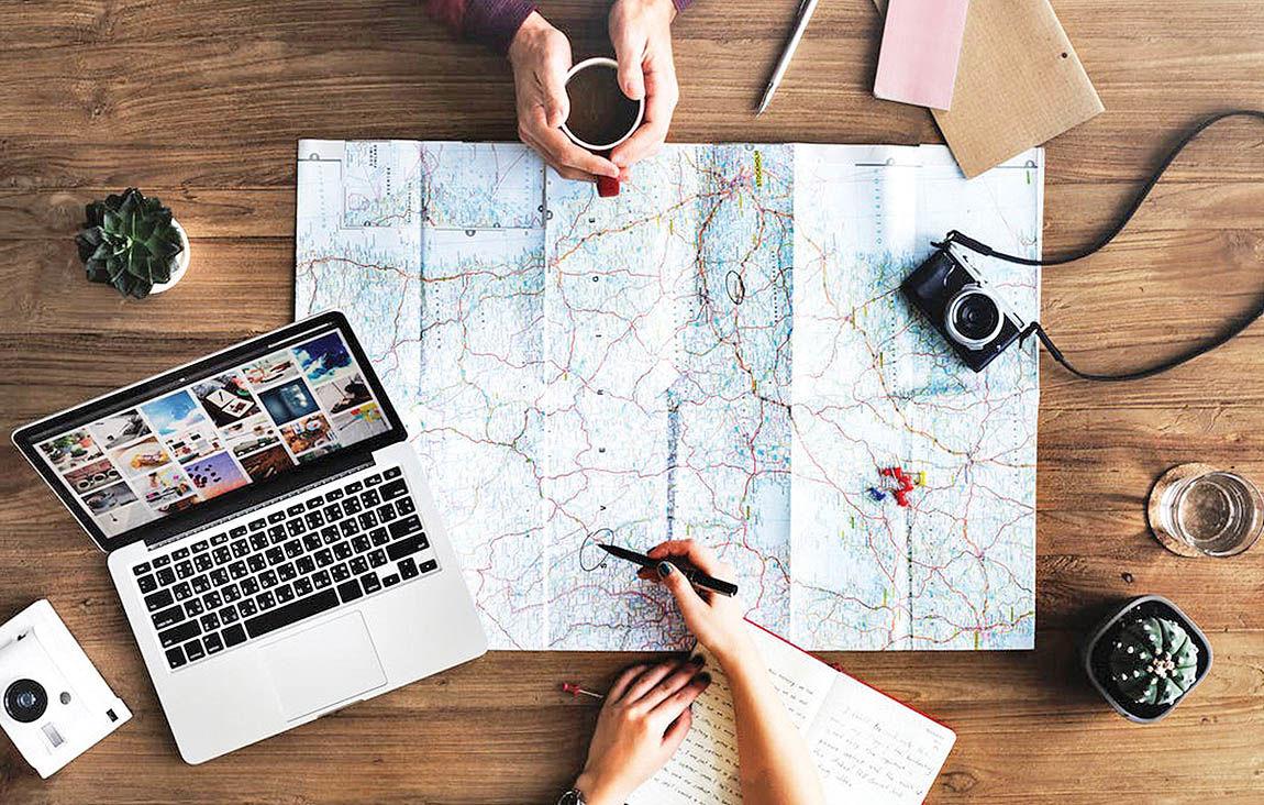 بازار694 میلیارد دلاری خدمات آنلاین سفر