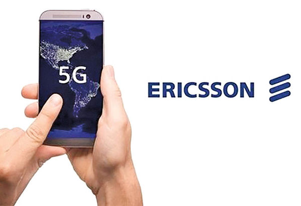 آغاز فعالیت اریکسون برای توسعه شبکه G5 در هند