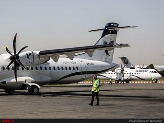 ورود 5 فروند هواپیمای ATR جدید به ناوگان ایران ایر