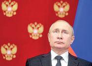 کاهش شدید اعتماد مردم روسیه به پوتین