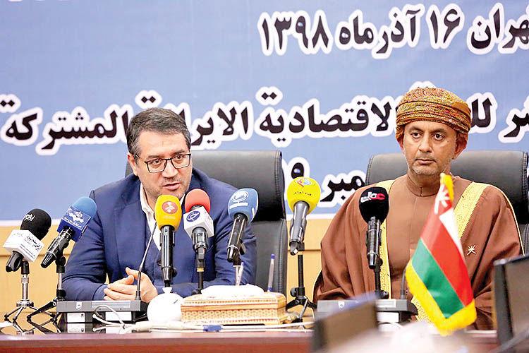 ایده تجاری ایران برای عمان