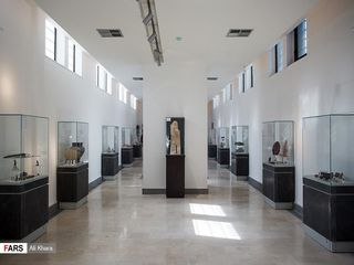 بازگشایی مجدد موزه ملی سوریه پس از 7 سال