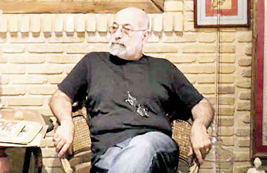شب علی خدایی در هفت اقلیم