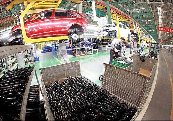 «چینیزاسیون» صنعت خودرو
