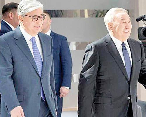 گذار نرم در قزاقستان