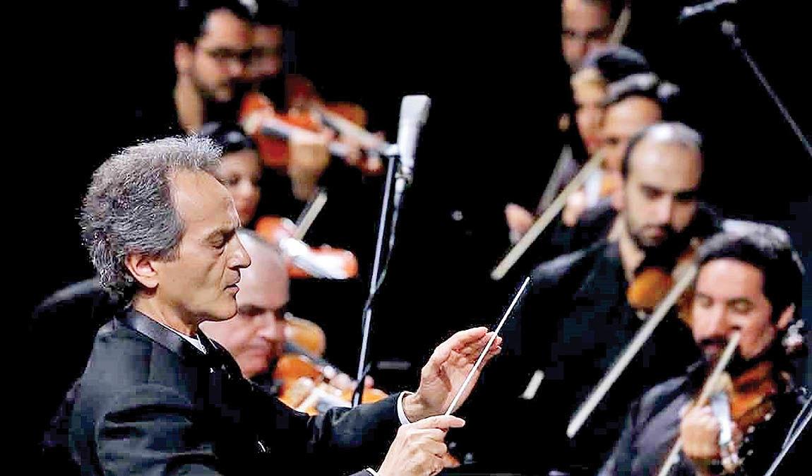 اجرای موسیقی فیلمهای خاطرهانگیز در تالار وحدت