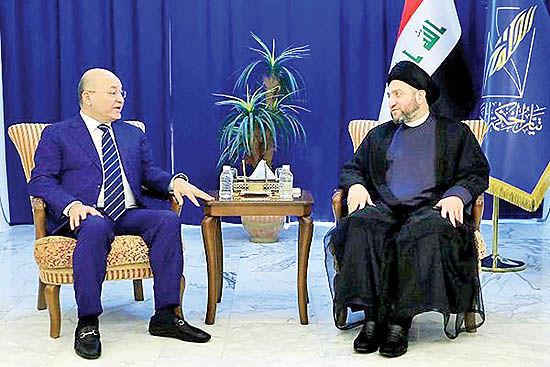 پاسخ عراقیها به تصمیم ترامپ