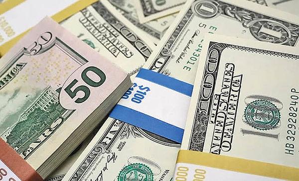 سنجش دلار برای سطح شکنی