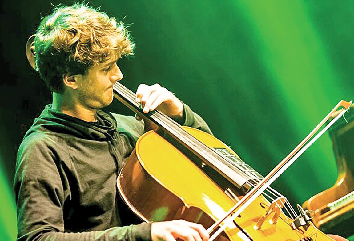 کنسرت موزیسین آلمانی در تالار اندیشه