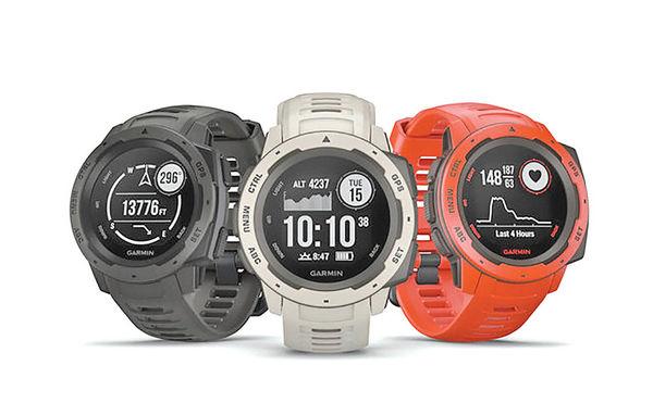 ساعت هوشمندی که ویژگیهای  نظامی دارد