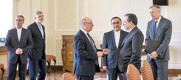 گفتوگوهای دوجانبه ایران و انگلیس در تهران