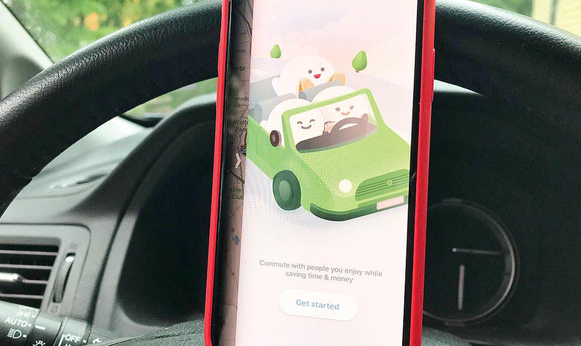 مسیر جدید بازار تاکسی آنلاین