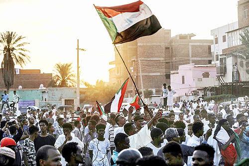 پشت صحنه تقسیم قدرت در سودان
