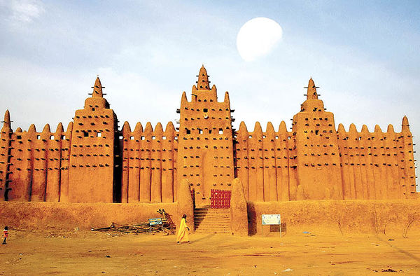 تیمبوکتو، شهر تاریخی در مسیر صحرای آفریقا