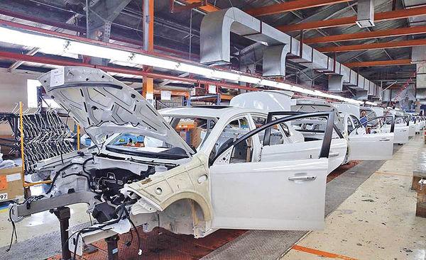 دو سناریوی توقف تولید خودروهای چینی