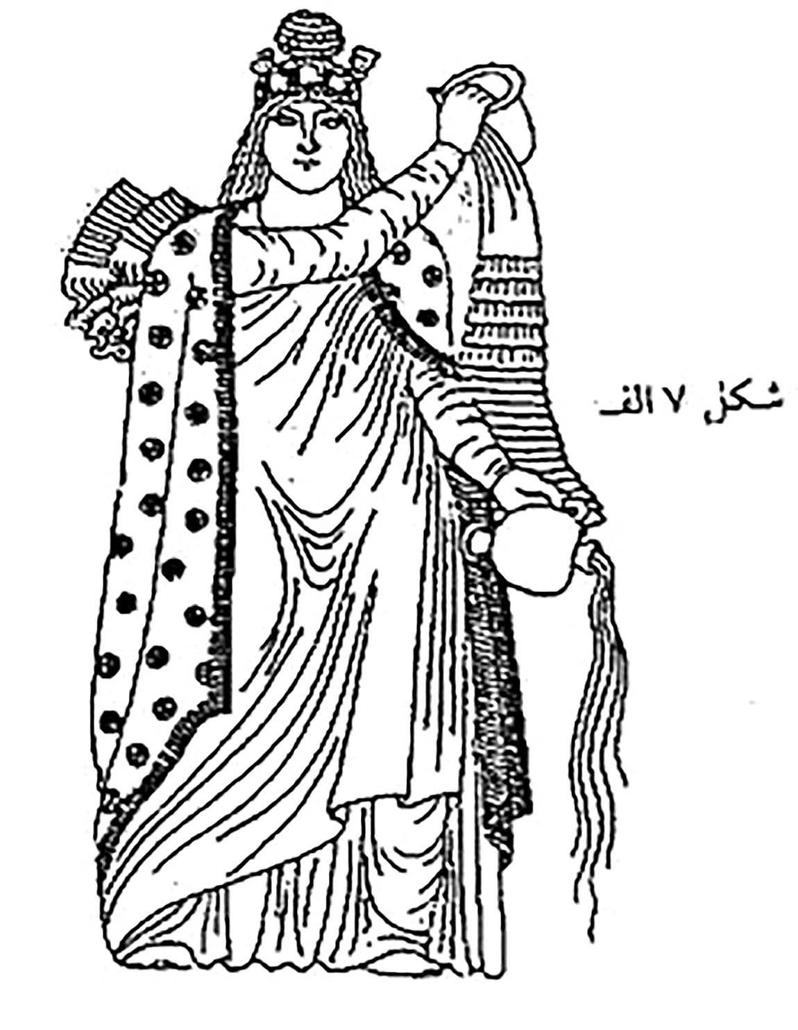 البسه ایرانی در گذر تاریخ