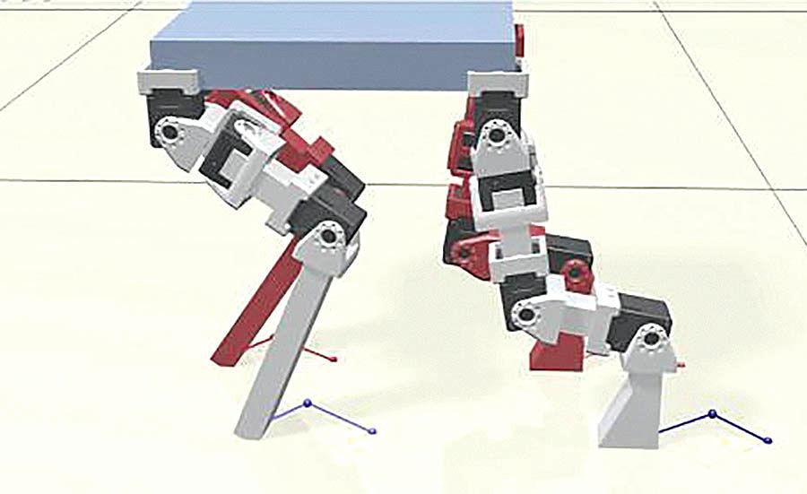 رونمایی از سگ روباتیک ساخت شرکت والت دیزنی