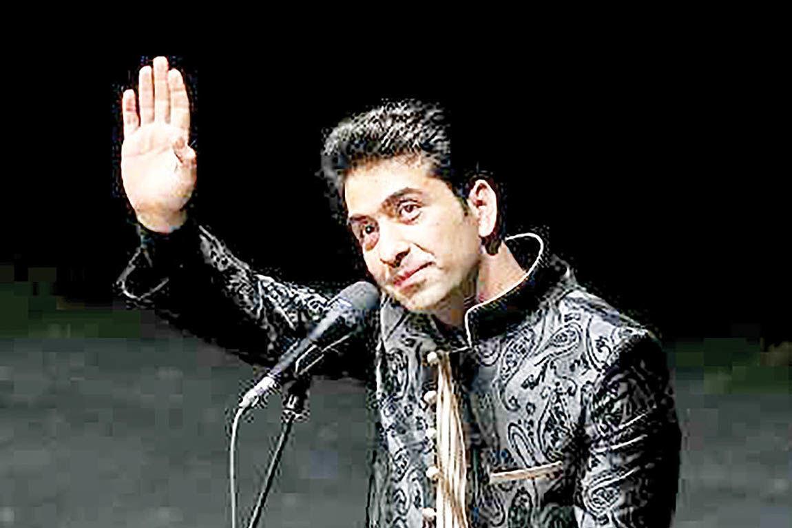 طرح محمد معتمدی برای اجرای کنسرت ارزان