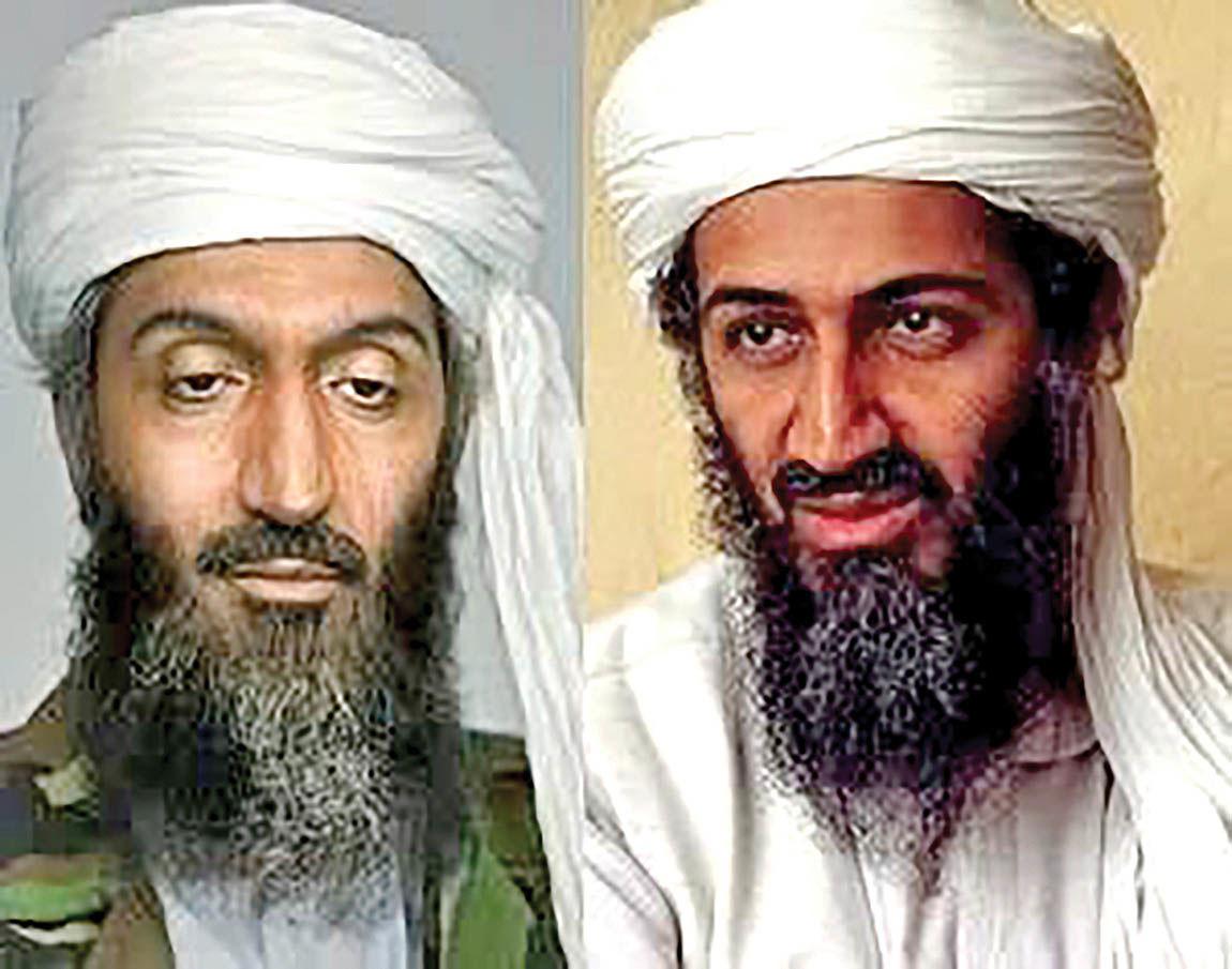 امیرمهدی ژوله «بن لادن» شد