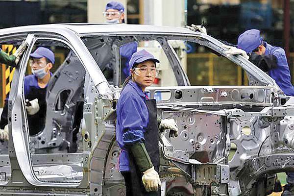 خودروسازان چینی؛ برنده نهایی تعرفهها