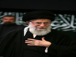 مراسم عزاداری حضرت فاطمه (س) با حضور رهبر انقلاب