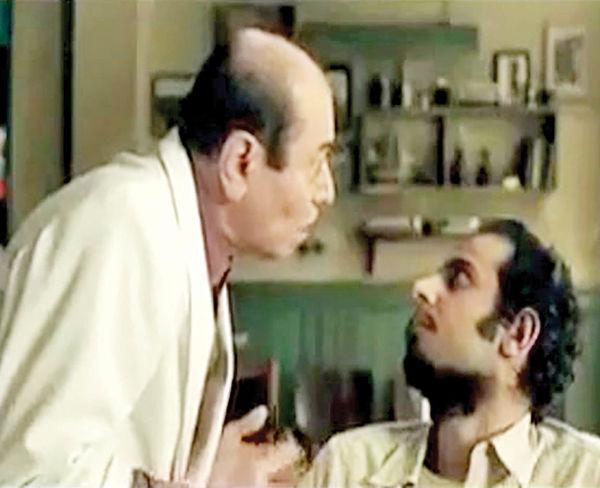 اکران فیلم «مسخره باز» با بازی علی نصیریان