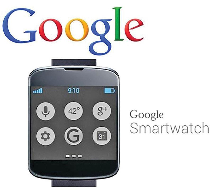 نخستین ساعت هوشمند گوگل در راه