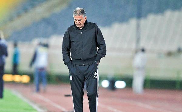 شوک کیروش به فوتبال ایران