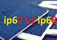 تفاوت استاندارد IP67 و IP68 در چیست؟