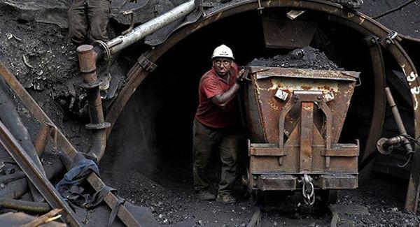 سایه کووید- 19 بر ریههای کارگران معدن زغالسنگ