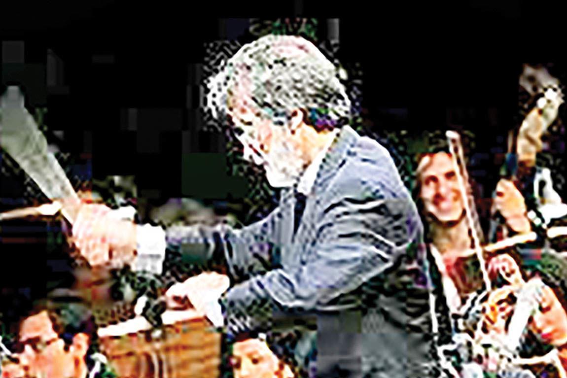 اجرای موسیقی «روز واقعه» به رهبری مجید انتظامی